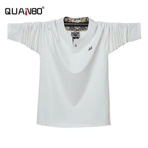 Big Size 5XL 6XL  Men T Shirt  2020 Spring Autumn New Arrival Men's Long Sleeve  T Shirt  Fashion Loose Hip Hop Fat Male Tops