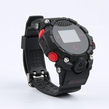 Running Wrist Hand Bluetooth Speaker Watch Sports MP3 Player Supports FM Radio Selfie Control Pedometer Smart Bracelet Portable
