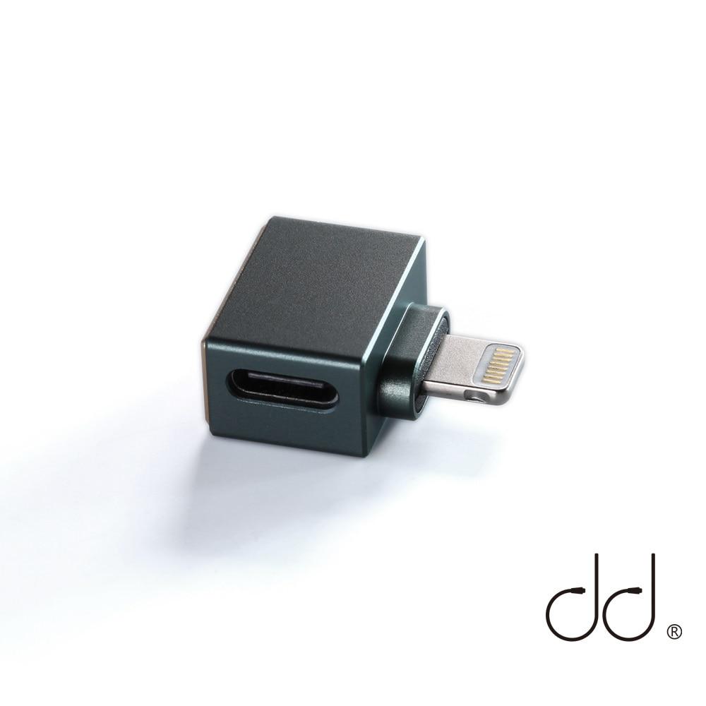 DD ddHiFi TC28i-Lightning to TypeC ، محول OTG ذكر إلى أنثى ، AMP ، فك التشفير ، كابلات USBC لـ iOS /iPhone/iPad/iPod