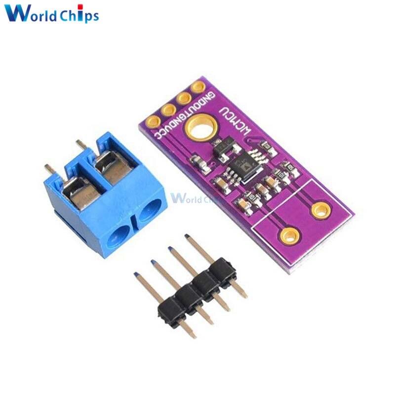 Módulo amplificador de termopar tipo K AD8495, salida analógica cc 5V, alta precisión, CJMCU AD8495