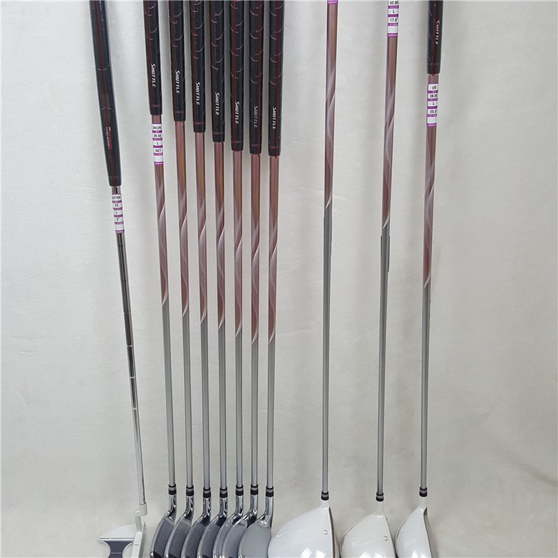 Maruman golf clubs Maruman golf clubs ladies set SHUTTLE NX-1 high rebound clubs