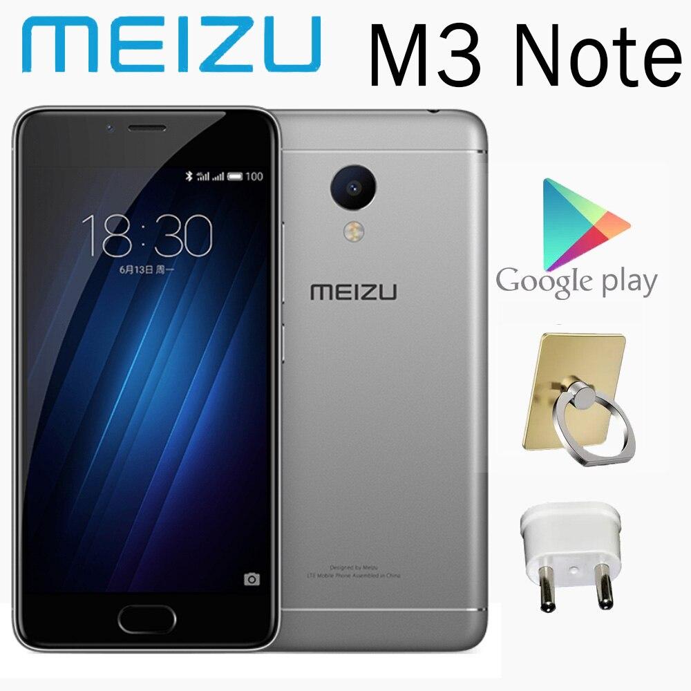 98%new meizu M3 Note smartphone 2G 16G 5.5 inches 4100mAh battery global version smart phone