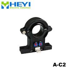 A-C2 A-C2T Hall effect Current Sensor 50A 100A 200A 300A 400A 500A AC-DC Transmitter
