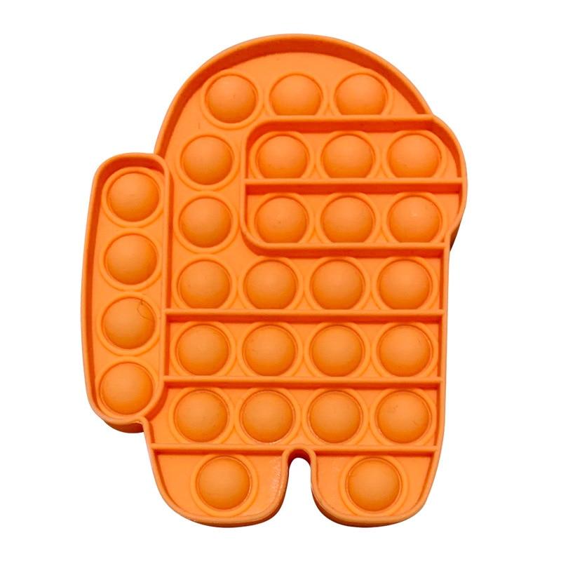 Fidget Toys Among Us Push Pop It Fidget Anti Stress Toy Set Stretchy Adults Girl Children Sensory Antistress enlarge