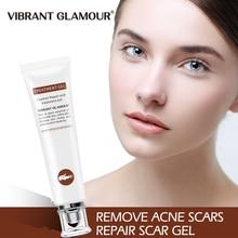 VIBRANT GLAMOUR Repair Scar Cream Removal Acne Scars Stretch Marks Cream Surgical Scar Burn For Body Pigmentation Corrector Care