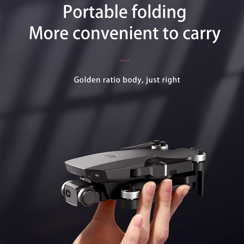 C18 Mini Drone 5G WiFi FPV Foldable RC Quadcopter Brushless Motor 6 Axis 4CH GPS Helicopter 4K HD Camera Kids rone Adults Gift enlarge