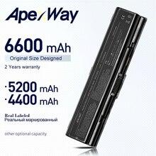 ApexWay بطارية لتوشيبا PA3533U-1BAS PA3535U-1BAS PA3534U-1BAS PA3534U-1BRS PA3535U-1BRS L205 L200 L550 M215 L205 A210 A200