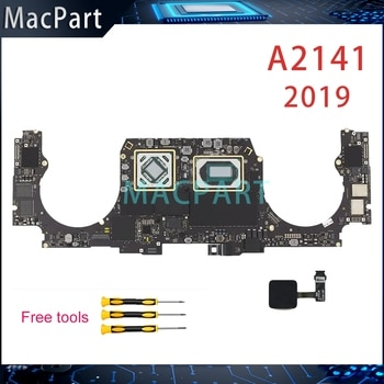 Original Tested A2141 Motherboard 820-01700-05 for MacBook Pro Retina 16