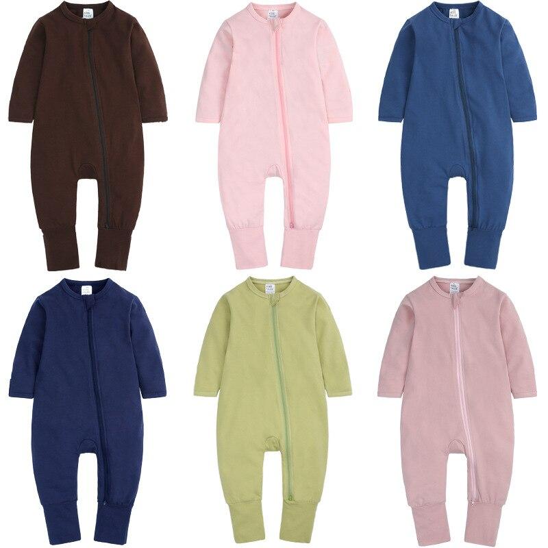 Одежда для новорожденных; Детские комбинезоны для новорожденных хлопковые комбинезоны с длинными рукавами; Детские комбинезоны; Одежда дл...