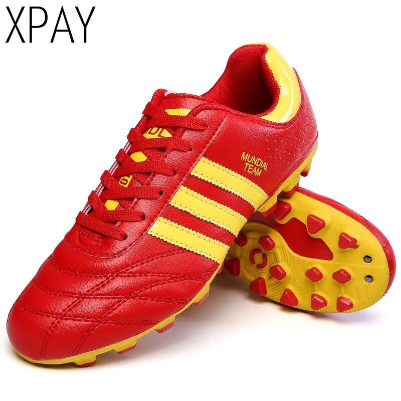 Мужские футбольные бутсы для мальчиков, FG, футбольные бутсы, высокие детские футбольные бутсы, спортивные кроссовки для тренировок