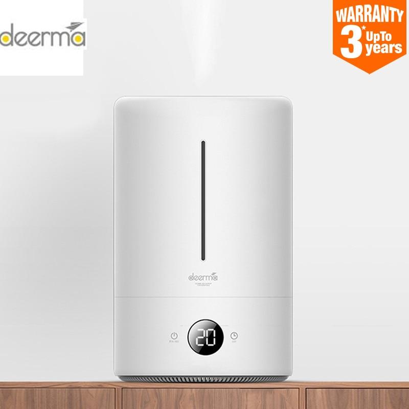 5l umidificador de ar purificador de ar névoa criador casa ultra sônica difusor aromaterapia para escritório casa tela toque