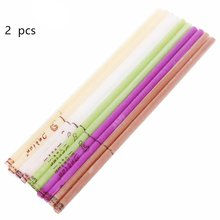 Straight Ear Candle Stick Beeswax With Earplugs Ear Health Care Aroma Aromatherapy Ear Therapy Ear C