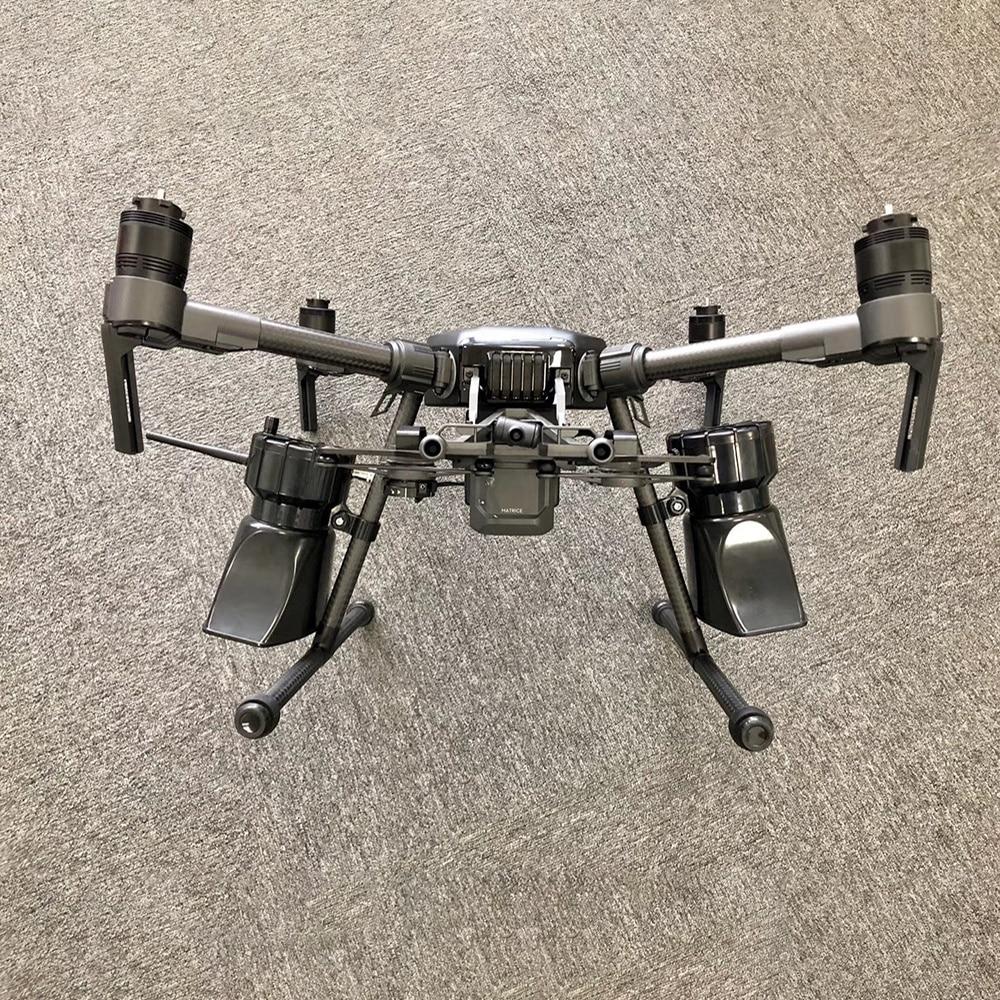 Sistema de altavoz de megáfono Dual, Dron serie DJI Matrice 200 210