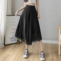 cheap wholesale 2021 spring summer autumn new fashion casual women culottes woman female ol wide leg pants py1455