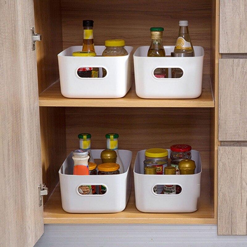 Makeup Organizer Desk Organizer Pill Box Jewelry Box Desktop Snack Storage Basket Bathroom Accessories Sets Kitchen Organizer