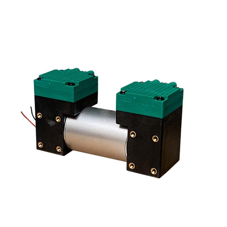 Jian Yue Малогабаритный насос с питанием от постоянного тока, высокое вакуумное напряжение 12 В/24 В