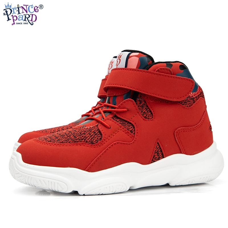 Princepard Kids Orthopedic Sneakers Autumn Winter Arch Support Shoes Club Foot Corrective Shoes for Flat Feet Toddler Girls Boys enlarge