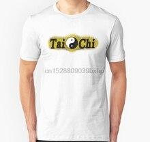 Camiseta para hombre, camiseta de Tai Chi Chuan, camiseta para mujer