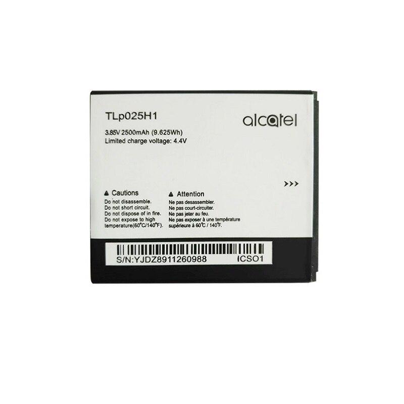 New TLp025H1 battery for Alcatel OneTouch POP 4 OT-5051X OT-5051D 5051X 5051D 5051 Pop 4 (5.0) TLp02