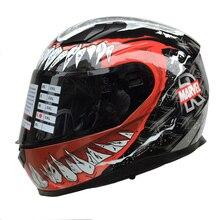 Vimer Motorfiets Integraalhelm Professionele Motorbike Racing Helm Dot Motocross Off Road Casco Moto