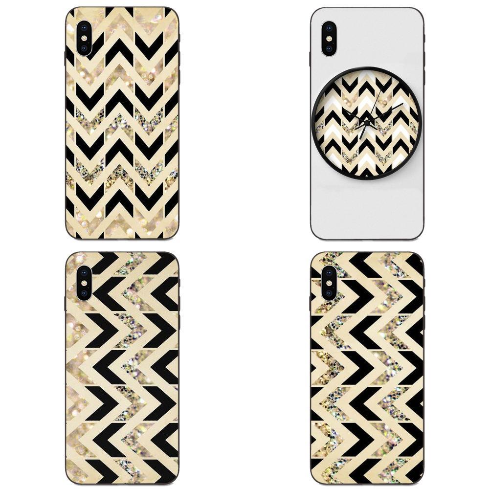Oro brillo de espiga crema Nude suave TPU Popular caliente para Apple iPhone 11 X XS X Max XR Pro Max 4 4S 5 5S SE 6 6S 7 8 Plus