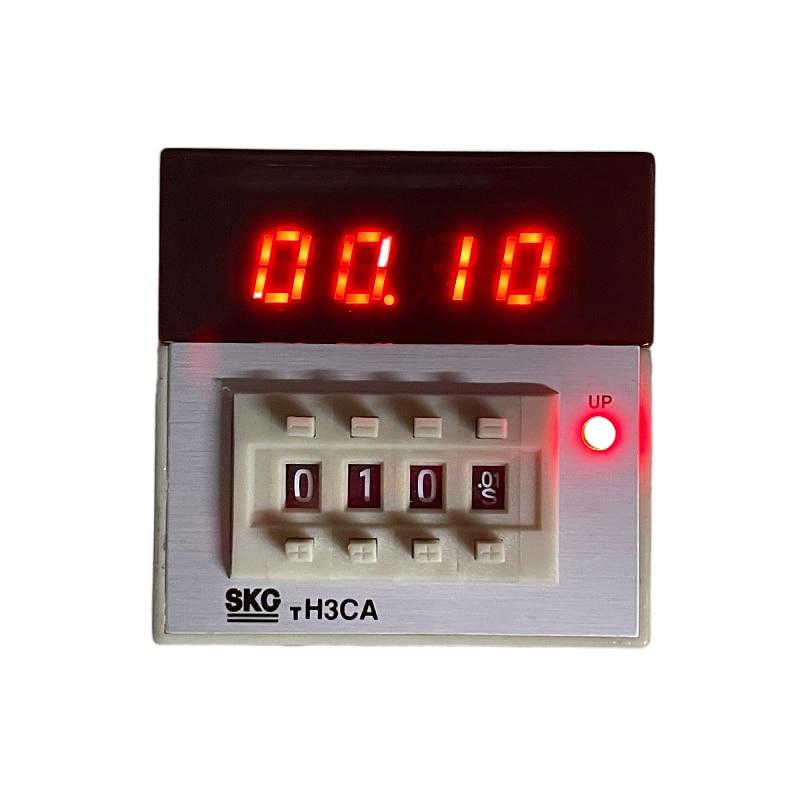SKG الوقت التتابع TH3CA شاشة ديجيتال عالية الدقة الوقت التتابع SKG TH3CA