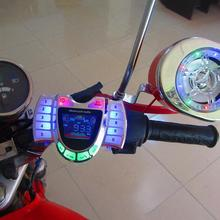 New Motorcycle Bluetooth Sound Audio System FM Radio MP3 Music Player Handsfree USB Charger Waterpro