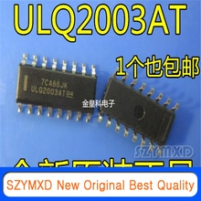 10Pcs/Lot New Original ULQ2003AT ULQ2003AT ULQ2003A POLO Trunk Drive Relay IC Chip Module Chip In St