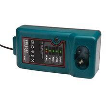 Botique-cargador de batería para MAKITA taladro eléctrico accesorios para destornilladores 7,2 V 9,6 V 12V 12V 14,4 V 18V DC1804 DC1414T DC1414F 9100A E