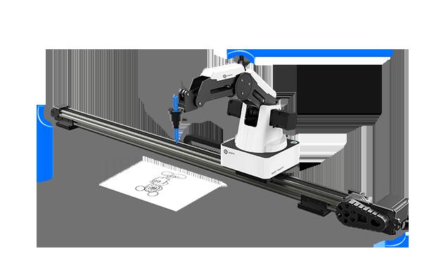 Envío Gratis, conjunto deslizante de accesorios para brazo mecánico de Dobot, excepto brazo mecánico