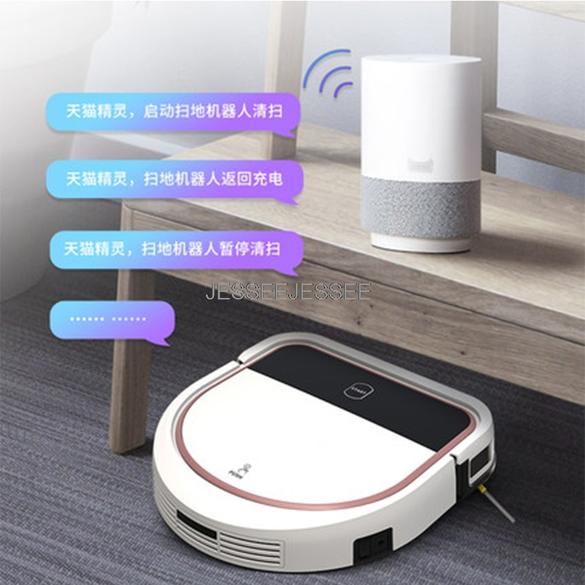 Dibea D500A Pro Robot aspirateur pour la maison vadrouille humide lavage automatique balayage poussière stériliser intelligent planifié WIFI APP carte