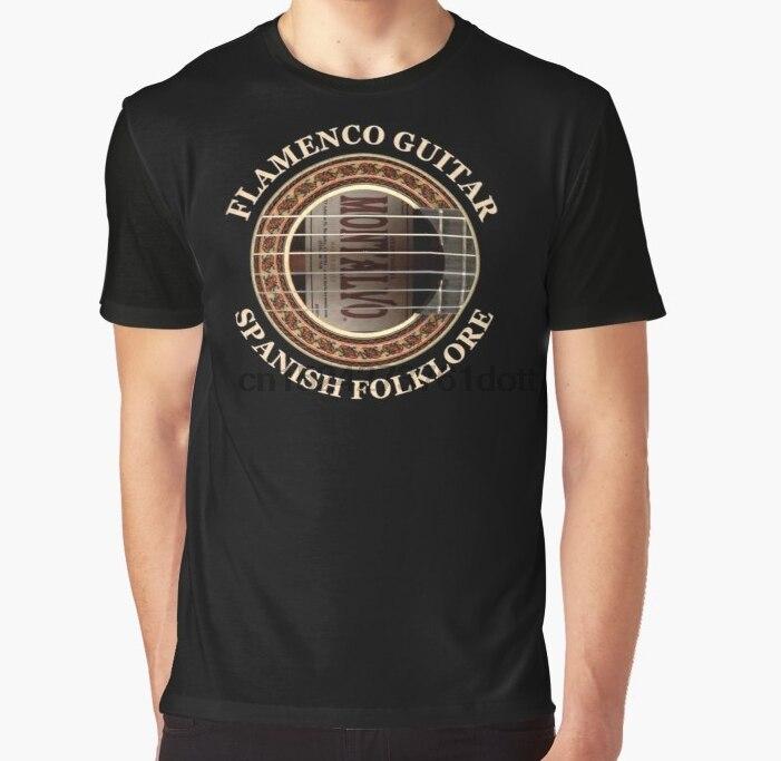 All Over Print 3D Women T Shirt Men Funny tshirt Flamenco Guitar Spanish Folklore Graphic T-Shirt