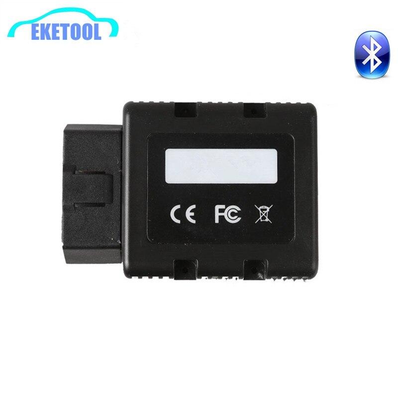 PSA-COM Bluetooth интерфейс OBD2 Диагностическое и программирование для Citroen/Peugeot замена Lexia 3 PP2000 PSACOM PSA COM считыватель кодов