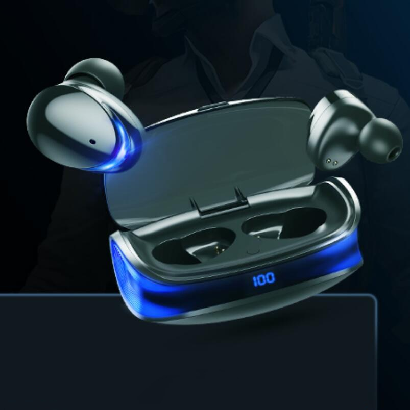 True Wireless Bluetooth In-ear Headset Gaming 0 Latency Gamer High-Quality Noise Reduction Eerphone enlarge