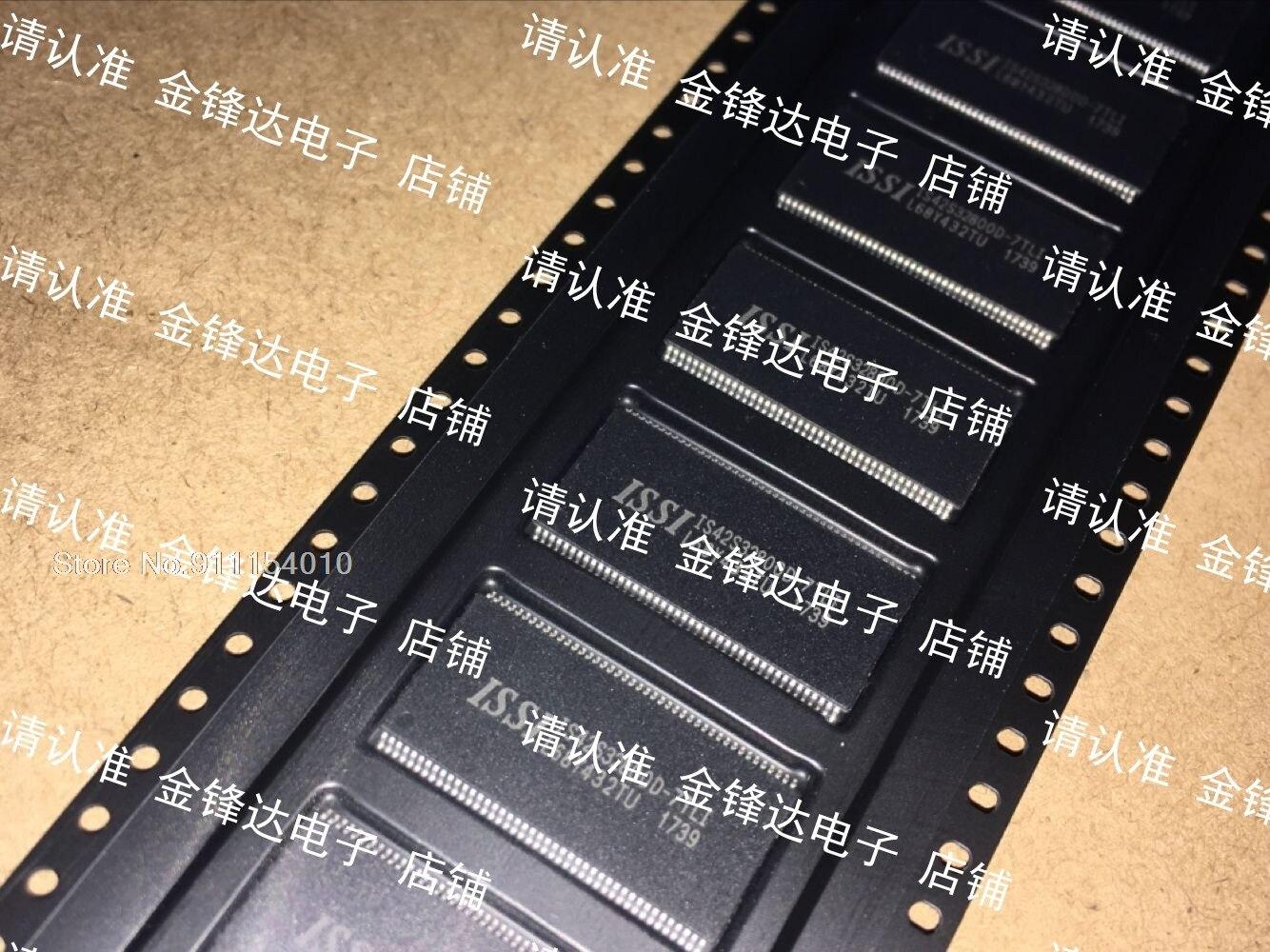 IS42S32800D-6TLI / B-6TLI / B-6TL / D-7TLI / J-7TLI