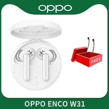 Oppo Enco W31 Tws Oortelefoon Bluetooth 5.0 Lage Latency True Draadloze Koptelefoon 25Mah IPX4 Voor Vinden X2 X2 Pro ace 2