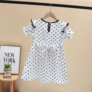2021 Spring Autumn Girl Kids Classic Plaid Dress Baby Girls Fahion  Clothes Children Clothing