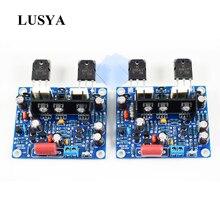 Усилители мощности звука Lusya MX50 SE, 2 шт., 2,0 каналов, 100 Вт, усилитель, комплект «сделай сам»/готовая плата