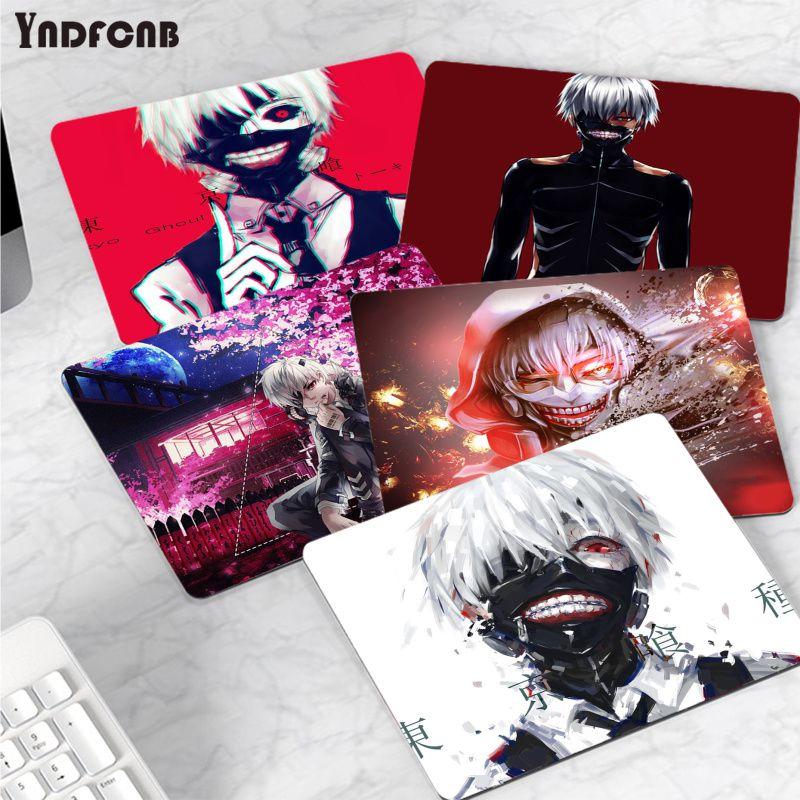 YNDFCNB новый игровой коврик для мыши «Токийский Гуль», игровые коврики или Overwatchs, гладкий коврик для письма, настольные компьютеры, коврик для ...
