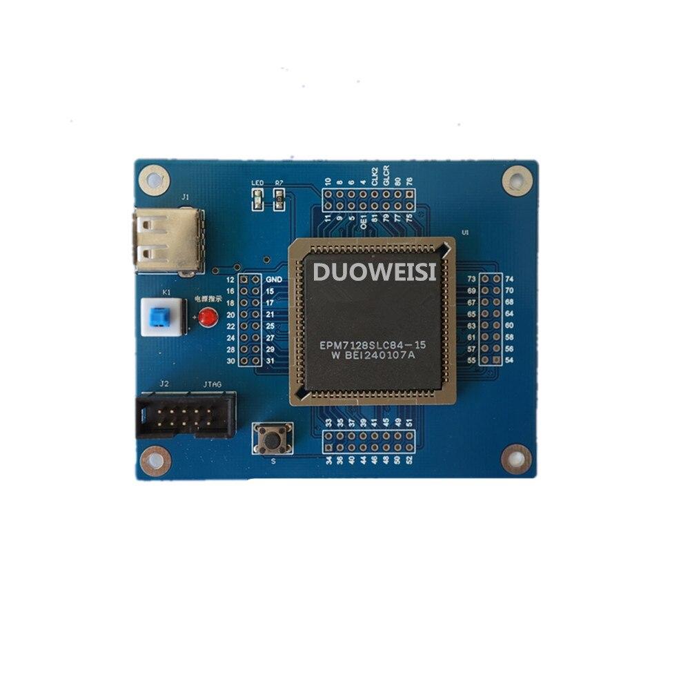 ل CPLD EPM7128SLC84 مجلس التنمية/الأساسية مجلس USB تنزيل