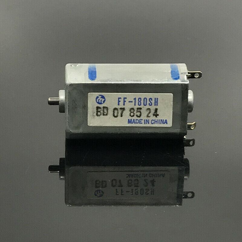 300 قطعة MABUCHI FF-180SH-3730 DC 2.4V 3V عالية السرعة مصغرة ماكينة حلاقة كهربائية موتور 2 مللي متر رمح