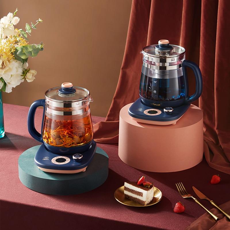 الأجهزة المنزلية غلاية كهربائية ذكي الترمس غلاية السفر الكهربائية إبريق الشاي غلاية غلاية الوردي المطبخ غلاية مع صافرة