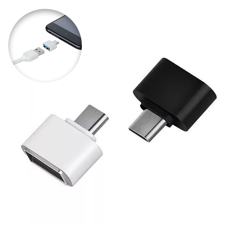 Type C OTG USB Connector OTG Adapter Connector USB3.1 To USB2.0 Adapter For Huawei Samsung Xiaomi Ce