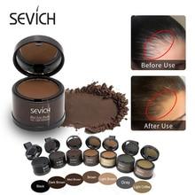 SEVICH Hair Edge Control Powder Hairline Filling Product Waterproof Sweatproof Shadow Makeup Hair Ro