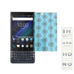 (3-Pack) 9H гибкий стеклянный протектор экрана для BlackBerry классикнон/Leap/Priv/KEYone/Aurora/Motion/KEY2/Evolve/EvolveX/Key2 LE
