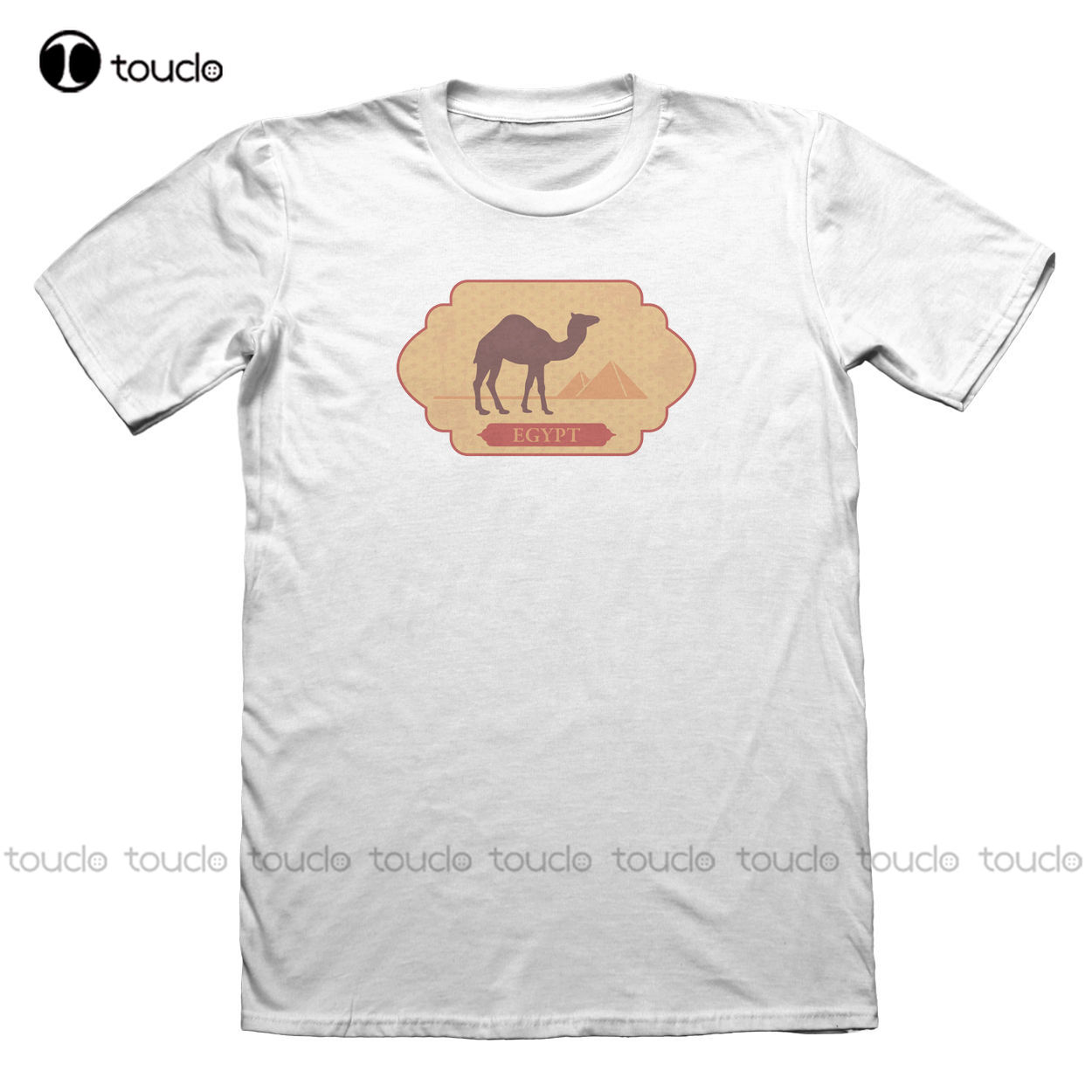 Summer Fashion Streetwear Tops Summer Style Cotton Short Slevee Egypt Design T-Shirt - Funny Mens Gi