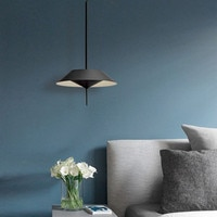 Postmodern Living Room Nordic Creative Restaurant Personality Art Store Wrought Bedroom Bedside Lamps Pendant Lights