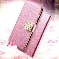Чехол-книжка для смартфонов Xiaomi, 6 цветов, кожаный
