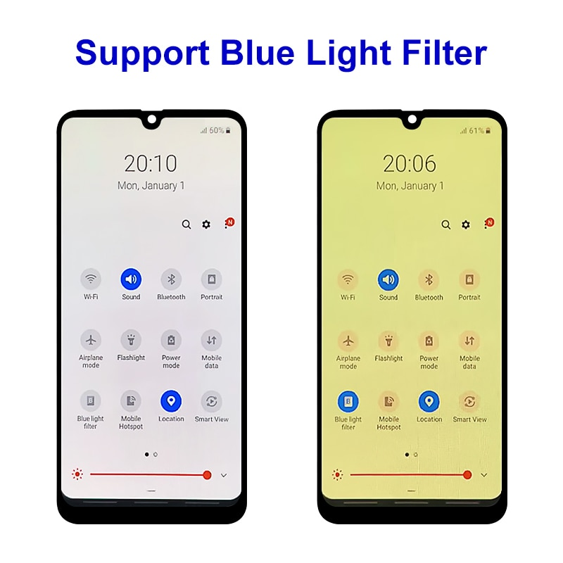 For Samsung Galaxy A50 SM-A505FN/DS A505F/DS A505 LCD Display Touch Screen Digitizer With Frame For Samsung A50 lcd enlarge
