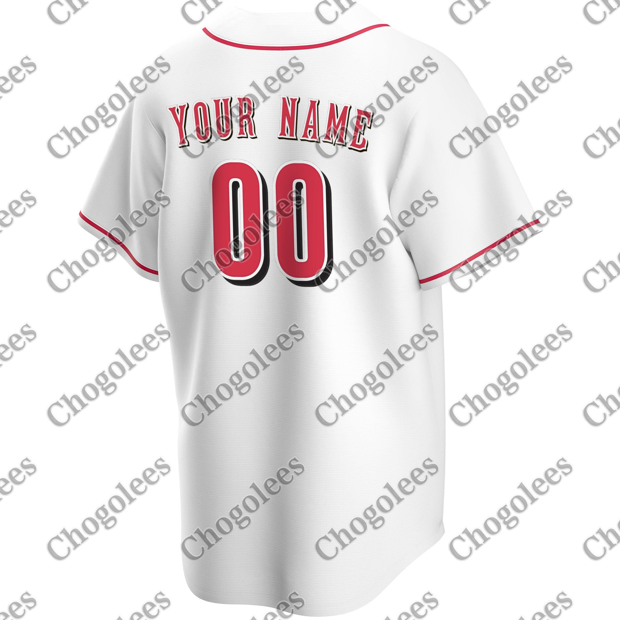 Baseball Jersey Cincinnati Home 2020 Custom